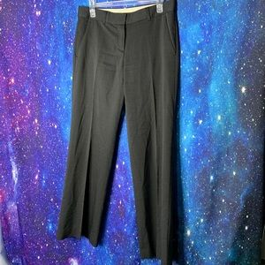 Theory- Dark Gray & White Trousers size 8